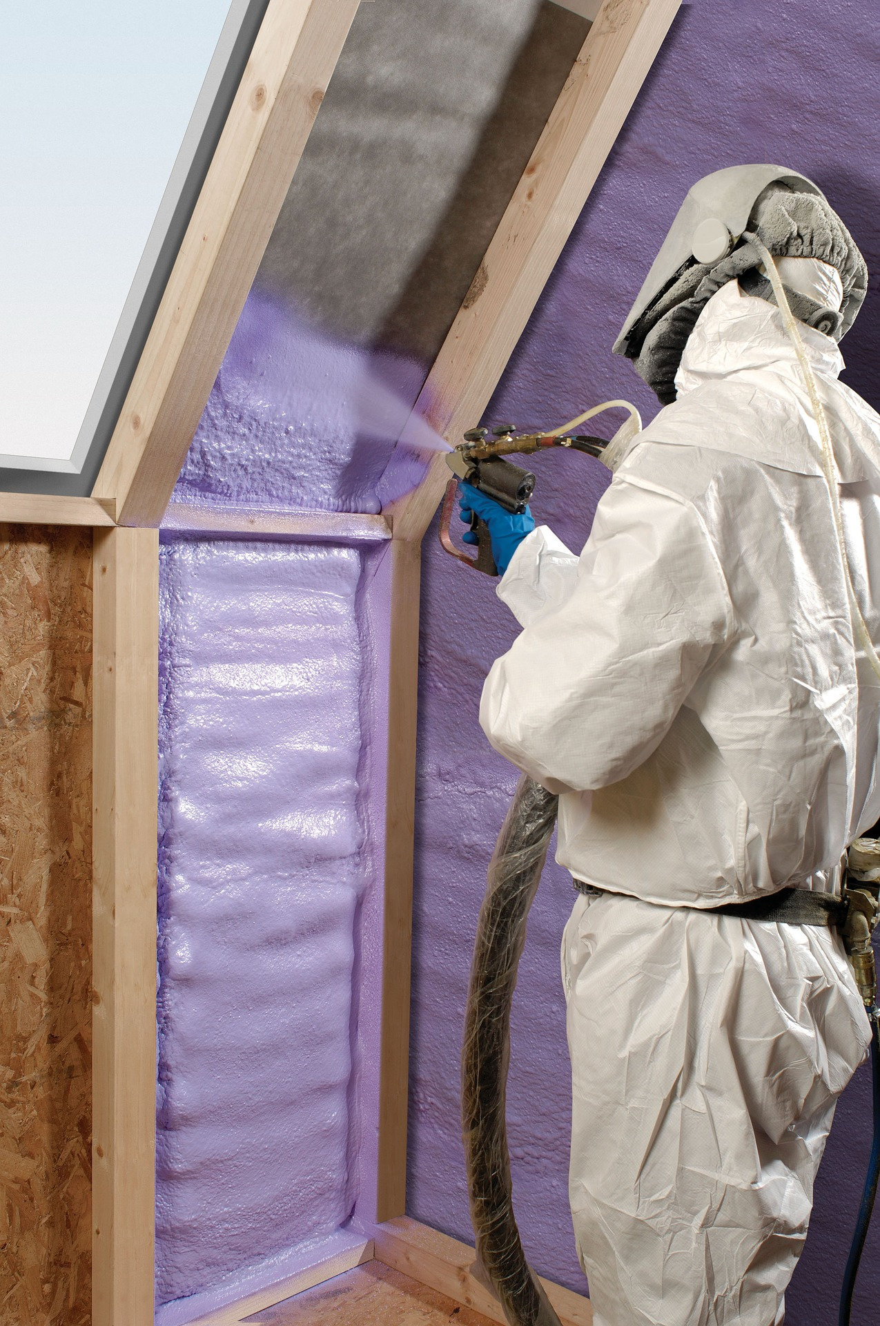 Trust Affordable Heating & Air Conditioning for your spray foam insulation installation.